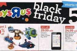 Black Friday Early Deals Toys R Us